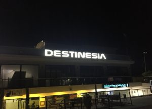 Destinesia Dance Club Project